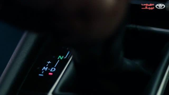 یاد بگیرید چگونه لکسوس در آب و هوا برفی رانندگی می کند!