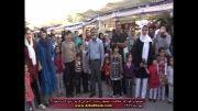جشنواره کودک آرکا ایتوک اجرای گروه موسیقی زنبورک و مفید