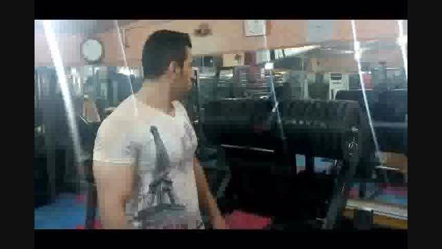 حرکت پرس پا 500 کیلو توسط اشکان مشایخ از شیراز