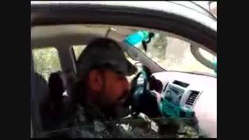 آخرین تصاویر از سردار شهید مدافع حرم فرشاد حسونی زاده
