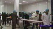 افتتاحیه خط قطعه بندی و بسته بندی مرغ و تخم مرغ مجتمع رژینا