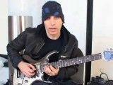 اموزش 10 تکنیک گیتار از جو ستریانی