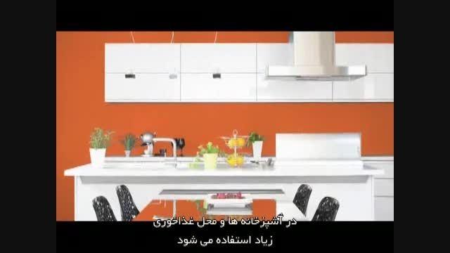 مهمترین نکات انتخاب رنگ مناسب برای رنگ آمیزی اتاق