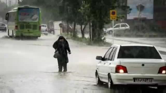 بارون بارون بارونه (به مناسبت فرا رسیدن پاییز)
