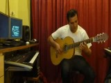 گیتاریست حرفه ای ایرانی - محمد کاراور - بخش 2