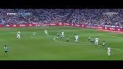 خلاصه بازی رئال مادرید - رئال بتیس_نیمه اول