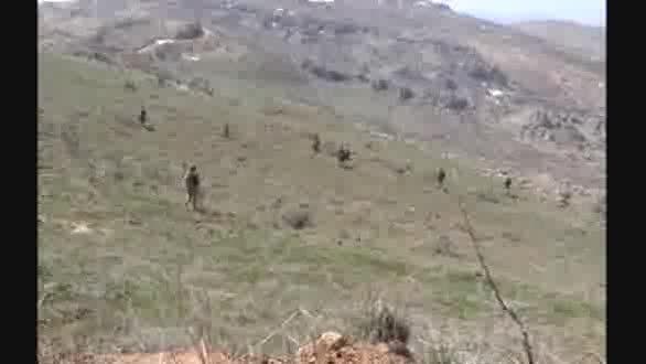 محاصره تروریست ها در ادلب و شهر زبدانی منطقه قلمون