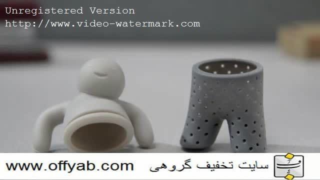 چای ساز شخصی تی mr.tea درجه یک در 4 رنگ مختلف