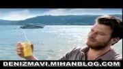 تبلیغ لیموناد با حضور مهند(کیوانچ در تبیلغات نوشابه)-مهند سریال عشق ممنوع