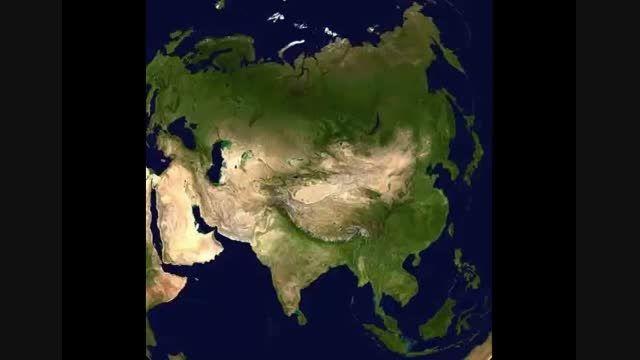 قاره های جهان