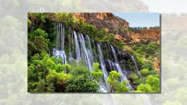 خوزستان- آبشار شوی