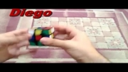 حل روبیک در 30 ثانیه rubik's cube