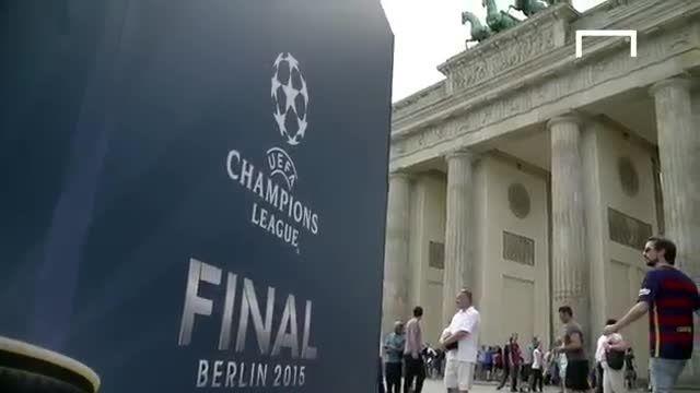 حواشی روز فینال چمپیونزلیگ در برلین