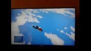 پرواز در ارتفاعات بازی Grand Theft Auto V