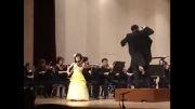 ویولن از یه كوچولوی چشم بادومی - Scene de Ballet_ C.A. de Be