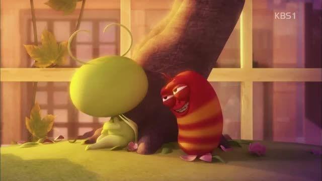کارتون انیمیشنی لاروا - فصل دوم قسمت 21