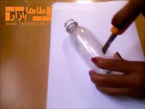 آموزش ساخت فلفل پلاستیکی