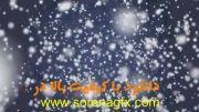 فوتیج بارش برف