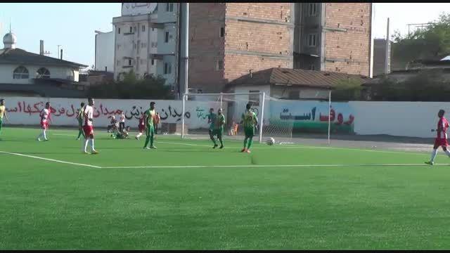 دربی مازندران:بازی و حاشیه بعد بازی نساجی-خونه به خونه