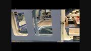 سی ان سی حکاکی و برش با سیستم گذاشتن و برداشتن اتوماتیک