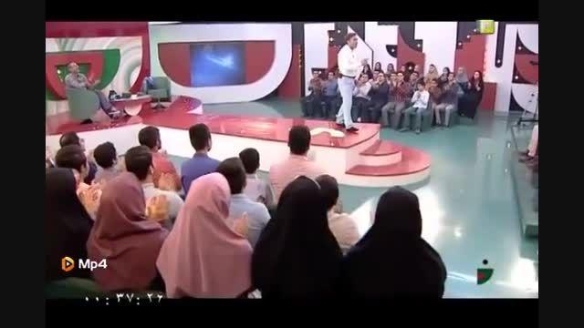 اجرای  زیبای مجید اخشابی در خندوانه
