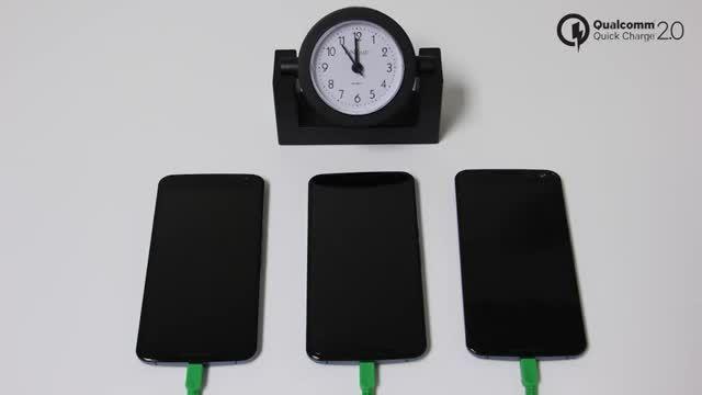 تکنولوژی شارژ سریع تلفن همراه شرکت کوالکام - گجت نیوز