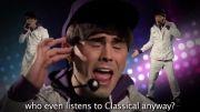 -- Epic Rap Battles -- Justin Bieber Vs. Beethoven