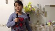 اجرای آهنگ حس بوسه (علی باقری-آلبوم کبریت) توسط بهاره