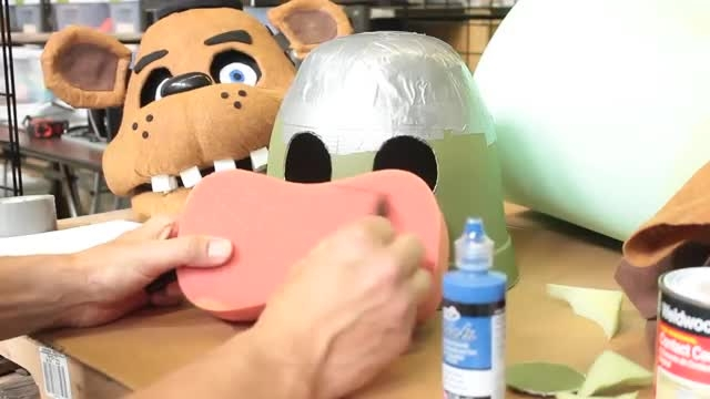 درست  کردن ماسک فردی فازبر