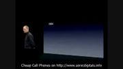 معرفی اولین آیفون توسط استیو جابز