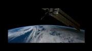 خورشید گرفتگی از دید ایستگاه فضایی