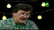 خواندن شعر طنز داوود حیدری در برنامه ی رادیو هفت