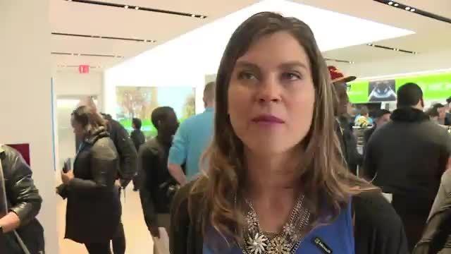 افتتاح فروشگاه بزرگ مایکروسافت در قلب نیویورک