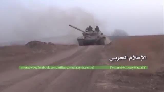 آغاز عملیات بزرگ ارتش سوریه در حومه جنوب غربی حلب