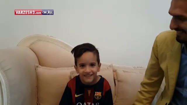 گفتگو جالب با محمد نوری و فرزندانش