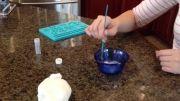 درست کردن خمیر فندانت
