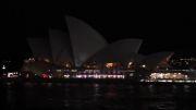 نورپردازی برج سیدنی
