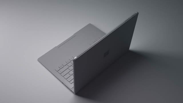 اولین لپ تاپ تولید شد توسط شرکت مایکروسافت