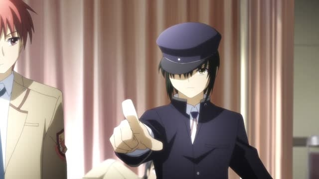 angel beats ep 8