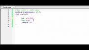 آموزش فارسی برنامه نویسی به زبان C++ قسمت 8