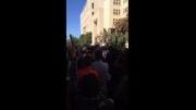 اعتراض مردم علیه اسید پاشی اصفهان