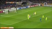 خلاصه بازی آژاکس ۰-۲ بارسلونا
