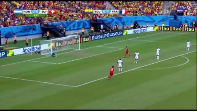 Top 10 Most MEMORABLE GOALS of the World Cup 2014