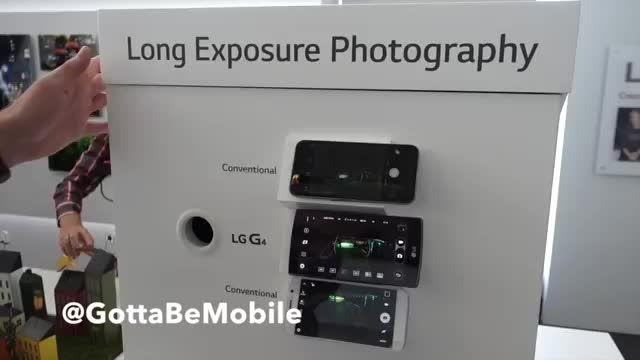 ویژگی فوق العاده دوربین جی 4 در مقایسه با رقبا!