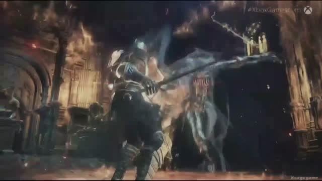 اولین تریلر از بازی Dark Souls 3 در Gamescom