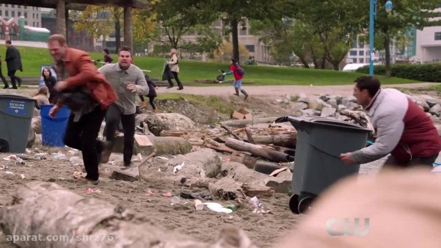 پرومو قسمت 9 فصل 4 سریال Arrow