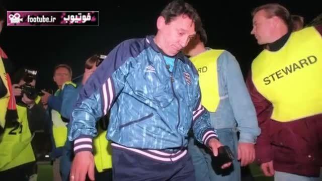 ۱۰ لحظه ی دردناک تاریخ فوتبال انگلیس