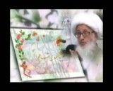 نیمه شعبان و پیام آیت الله وحید خراسانی در مورد نیمه شعبان سال 91