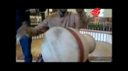 اموزش ضرب زورخانه توسط استاد فرامرز نجفی در مشهد