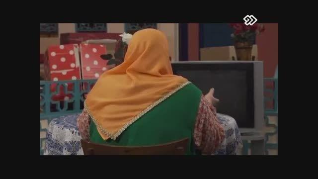 نعیمه نظام دوست در محله گل و بلبل عمو پورنگ / قسمت دوم